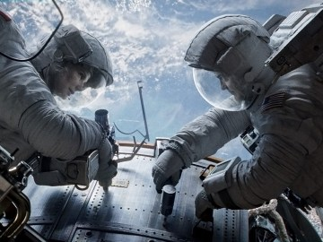 Gravity Copyright 2012 Warner Bros. Entertainment Inc