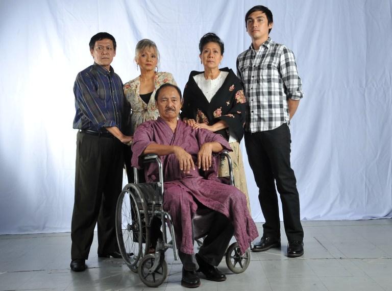 Nanding Josef, Celeste Legaspi, Robert Arevalo, Madeleine Nicolas & Marco Viaña Photo by Manila Avid Photographers