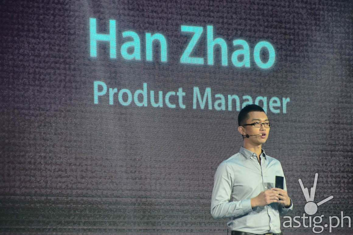 OPPO Product Manager Han Zhao