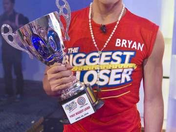 Pinoy Biggest Loser Bryan Castillo