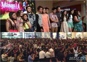 Thousands of Kapamilya viewers recently gathered for the 'Mirabella Summer Sundate'