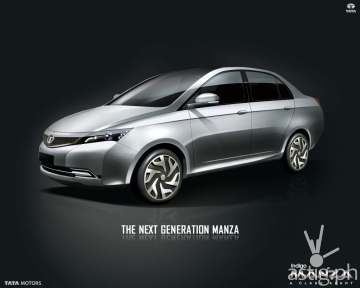 Tata Manza Hybrid