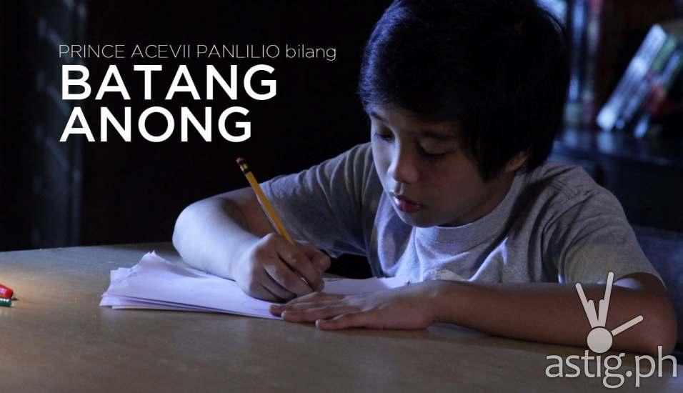Prince Acevii Panlilio in Ang Bagong Dugo
