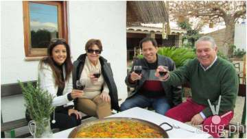 Sandy Daza takes FoodPrints to Spain