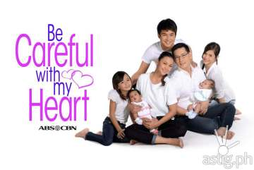 Be Careful With My Heart poster
