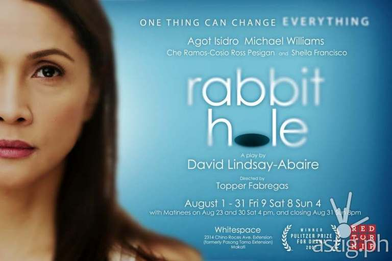 Rabbit Hole by Red Turnip Theater second season