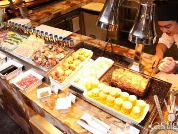 All American Buffet Marriott Cafe