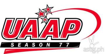 UAAP Season 77 logo