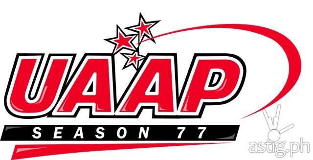 UAAP Season 77 logo