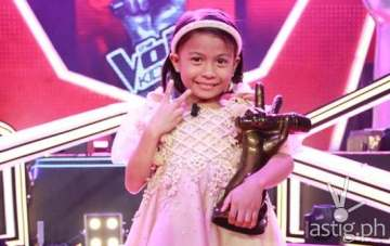 Lyca Gairanod, The Voice Kids grand champion, will be portraying herself in 'MMK'