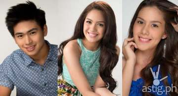 Manolo, Jane, and Vickie of Pinoy Big Brother All In