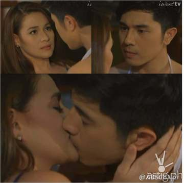 Bea and Paulo's love scene in Sana Bukas Pa Ang Kahapon wins TV ratings, trends on Twitter