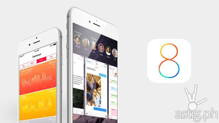 The Apple iPhone 6 and iPhone 6 Plus will come shipped with iOS 8