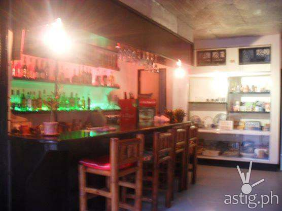 Bar owned by Mary Joy Anonuevo where she got murdered by the partner of the waitress she fired