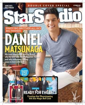 Daniel Matsunaga on StarStudio Magazine October 2014
