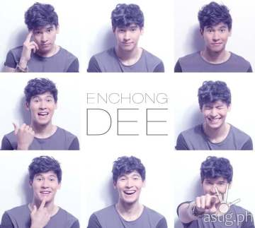 Enchong Dee album cover