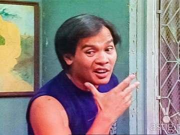 Joey Marquez in Palibhasa Lalake