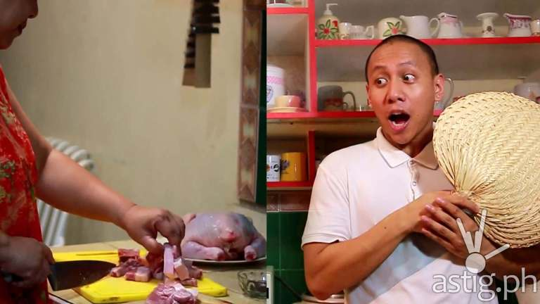 Mikey Bustos Adobo Frozen Let It Go parody
