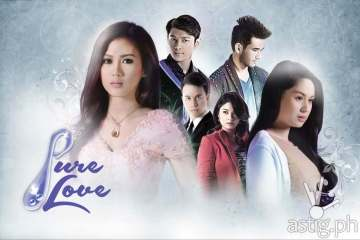 Pure Love poster