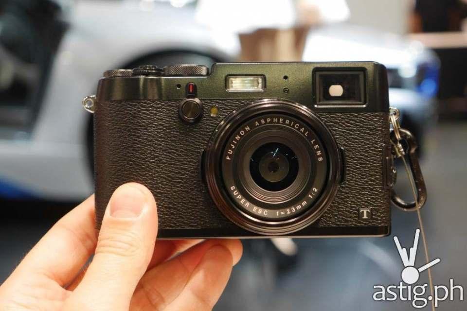 Fujifilm X100T compact digital camera