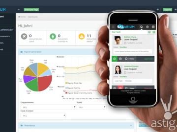 Salarium Payroll Software
