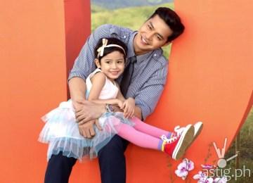 Kapamilya network's newest 'couple' Zanjoe Marudo and Jana Agoncillo