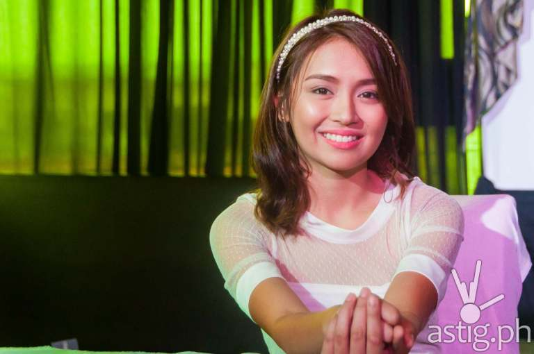 Kathryn Bernardo launches self-titled debut album