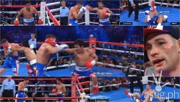 Manny Pacquiao vs Chris Algieri
