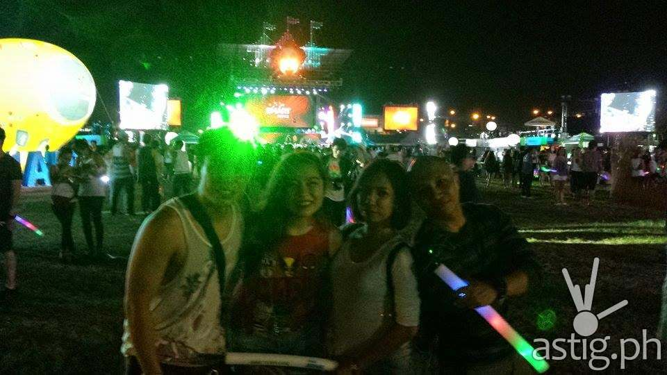 With my friends at Sonic Carnival 2014