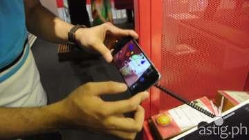 Augmented Reality app by Globe Telecom