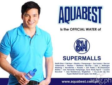 Aquabest SM Supermalls