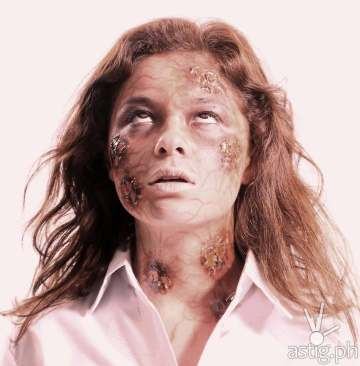 Andi Eigenmann tragic theater