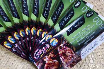 gerry's grill giveaway
