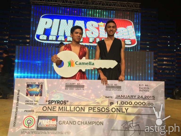 Diabolo brother duo SPYROS named PINASikat grand champion