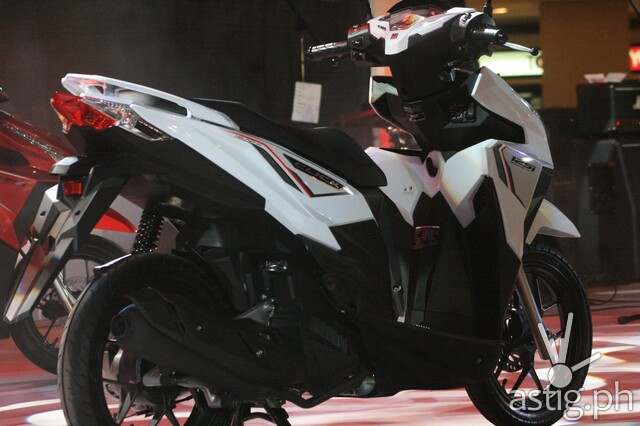 The Honda Click 125i comes with New Generation Intelligent 125cc global engine