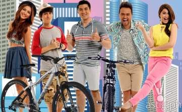 Torque One Love mountain bike promo