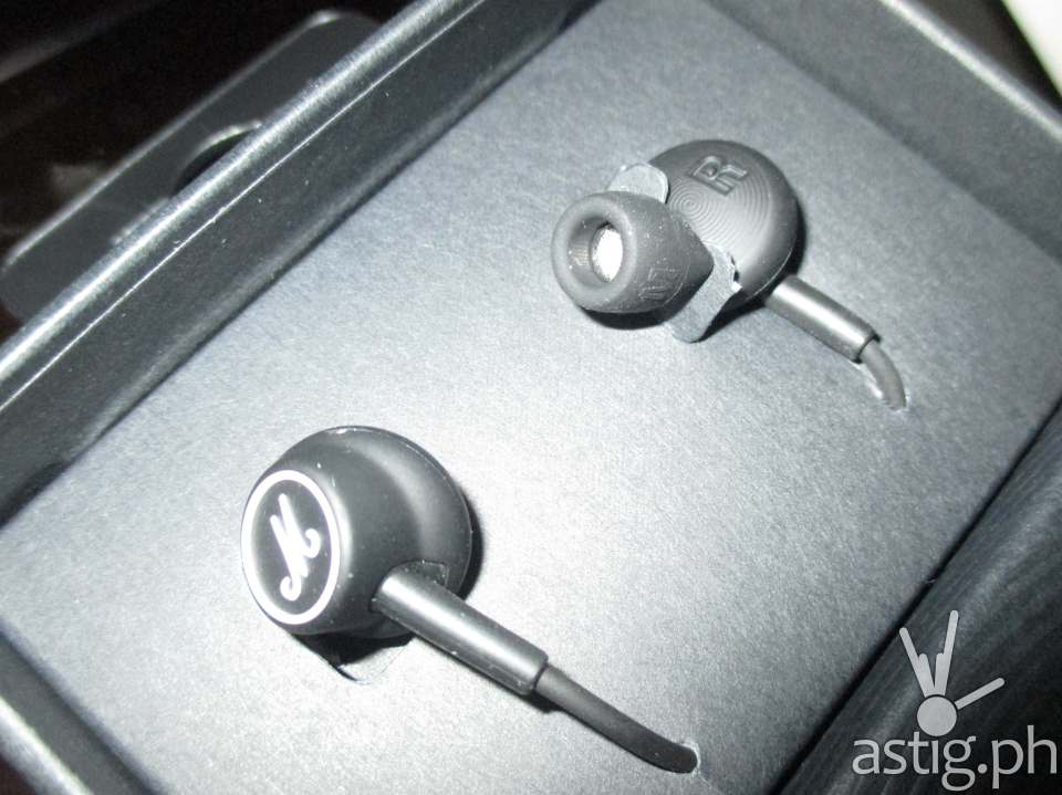 Marshall Mode earphones