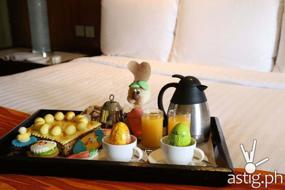 The Hunt for the Best Easter at Marriott Manila
