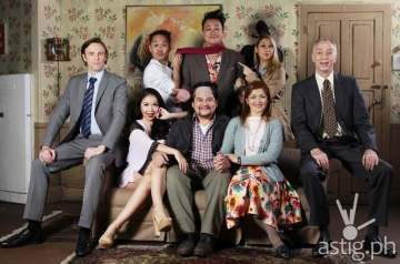 Run For Your Wife cast
