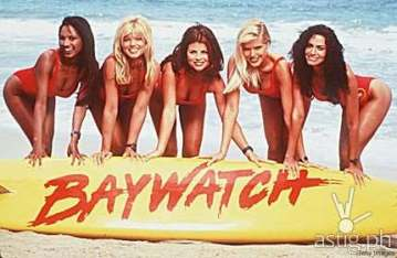 Baywatch on Jeepney TV