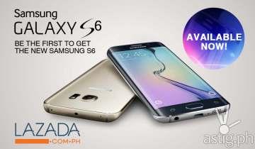 Samsung Galaxy S6 Edge Lazada