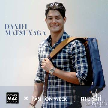 ​Model, endorser, and athlete Daniel Matsunaga enthuses about Moshi, his go-to brand for that stylish bag that complements his well-polished look. As a modern, style-conscious and cosmopolitan man, the Brazilian-Japanese is the ideal Power Mac Center brand ambassador for Moshi, whose array of accessories effortlessly fit the profile.