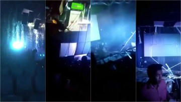 Ayala Center Cebu Cinema 5 ceiling collapse