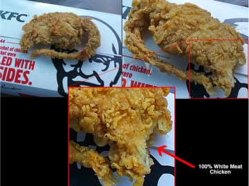 KFC fried rat hoax