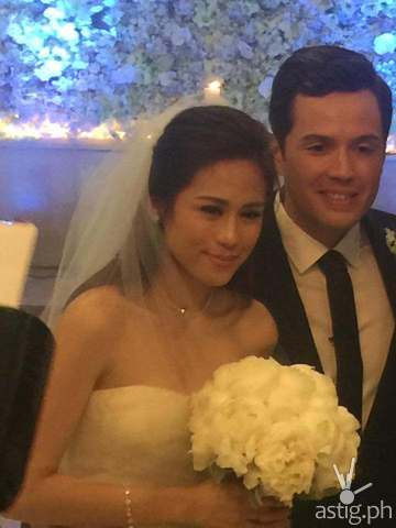 Toni Gonzaga Paul Soriano wedding photo (ABS-CBN)