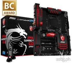 X99A GAMING 9 ACK motherboard