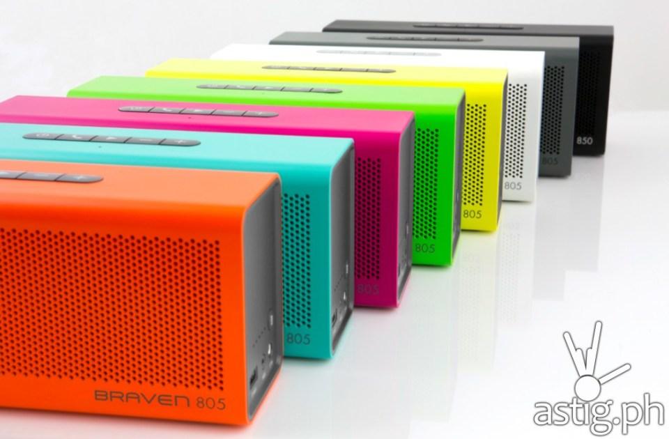 Braven-805-Bluetooth-Speakers