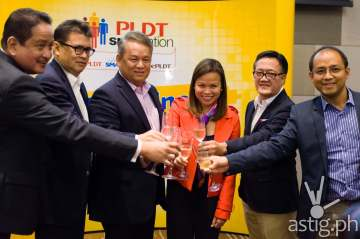 PLDT SME Nation, Google, Go Negosyo, PNB, Philippine Retailers Association