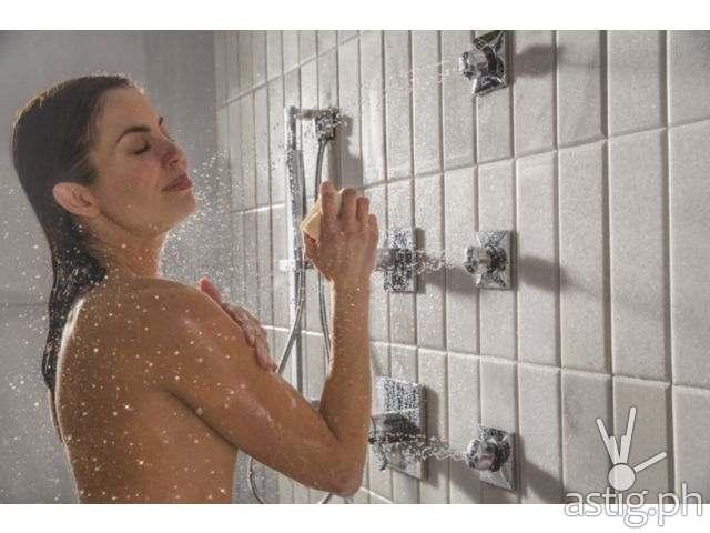 Delta HydraChoice Body Spray System