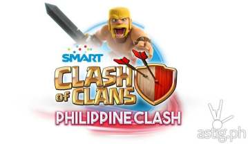 Philippine Clash of Clans tournament by Smart Communications